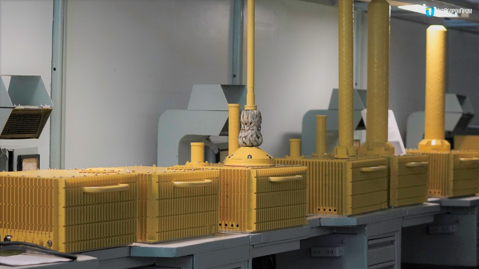 Оберіг – система захисту від радіокерованих фугасів