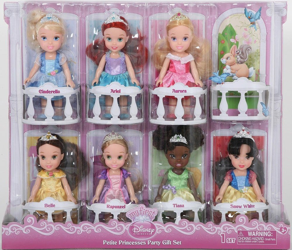 Planet of the dolls doll a day 2017 133 shrunken - Petite princesse disney ...