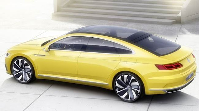 2017 VW CC Redesign