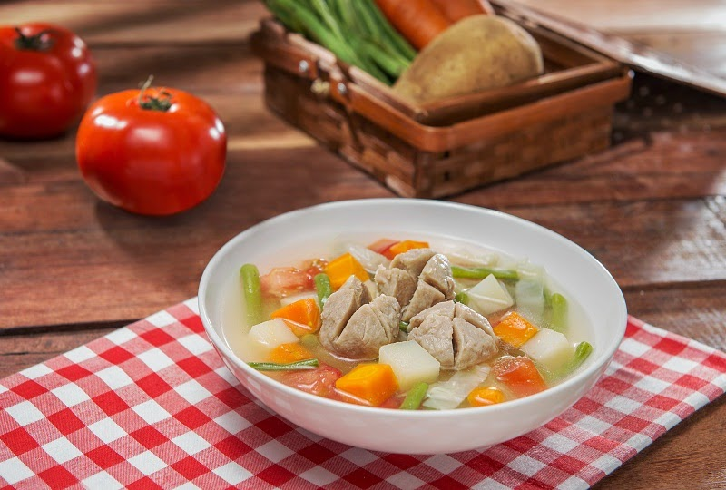 Resep Sup Sayur Bakso