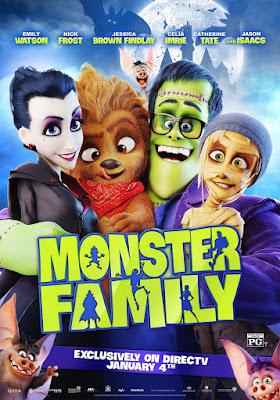 Monster Family Poster