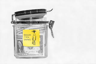 Teen Savings Jar