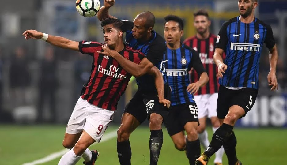 Dove Vedere Milan-Inter Streaming Video Gratis Online