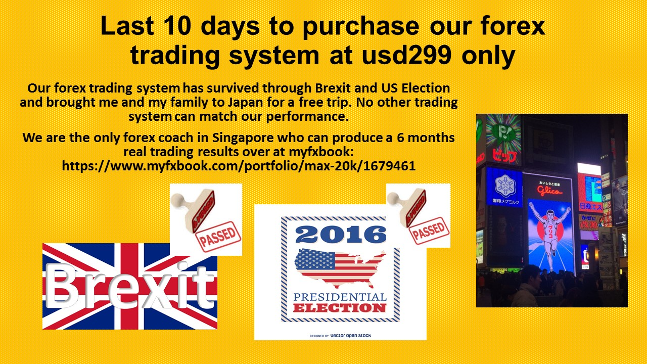Singapore successful forex trader