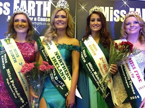 Miss Earth Northern Ireland 2014