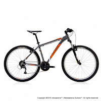 27.5 Inch Polygon Premier 2.0 Mountain Bike