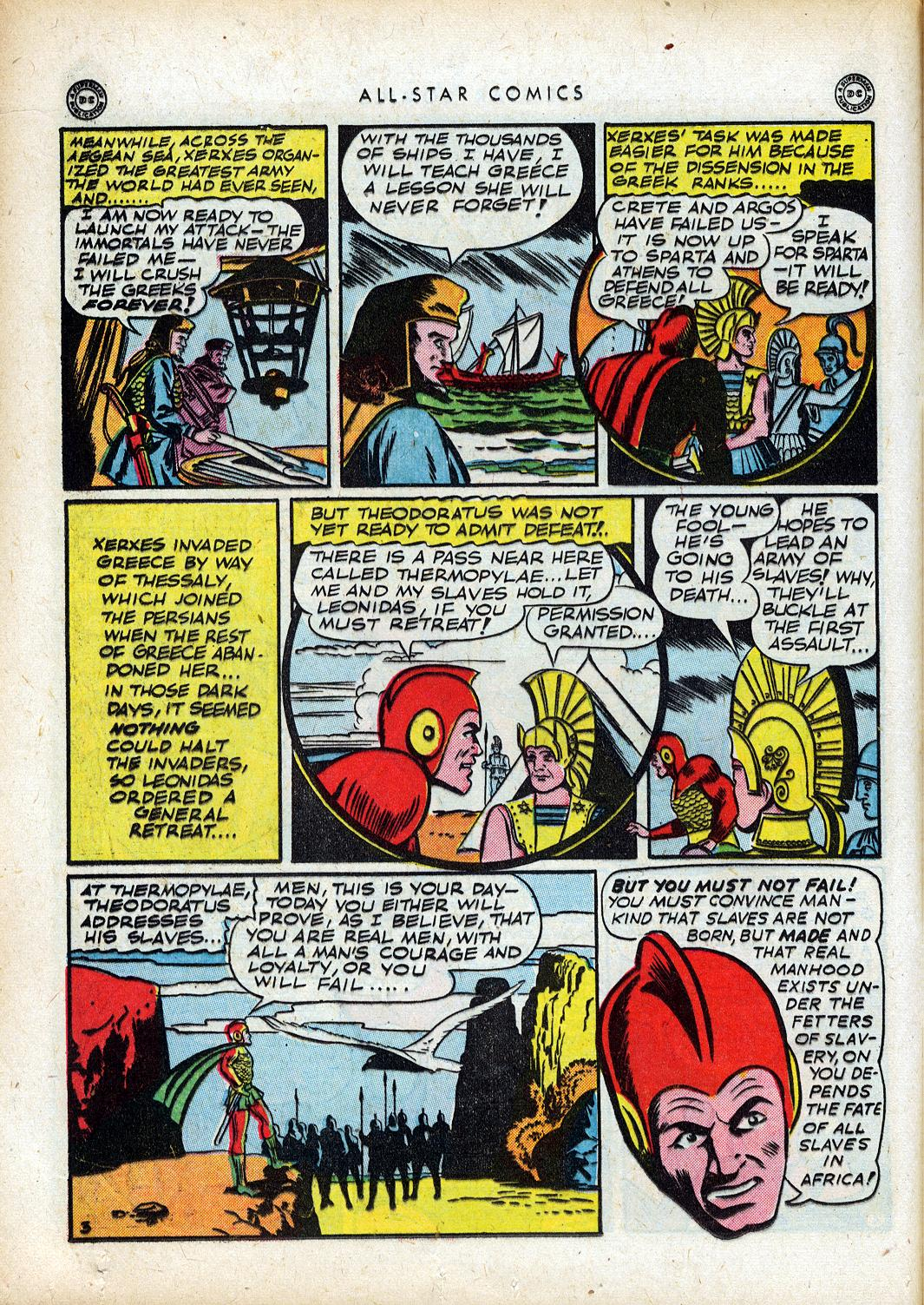 Read online All-Star Comics comic -  Issue #22 - 17