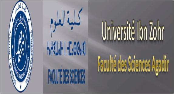 الماسترات المفتوحة بكلية العلوم ابن زهر اكادير برسم الموسم الدراسي 2017/2018