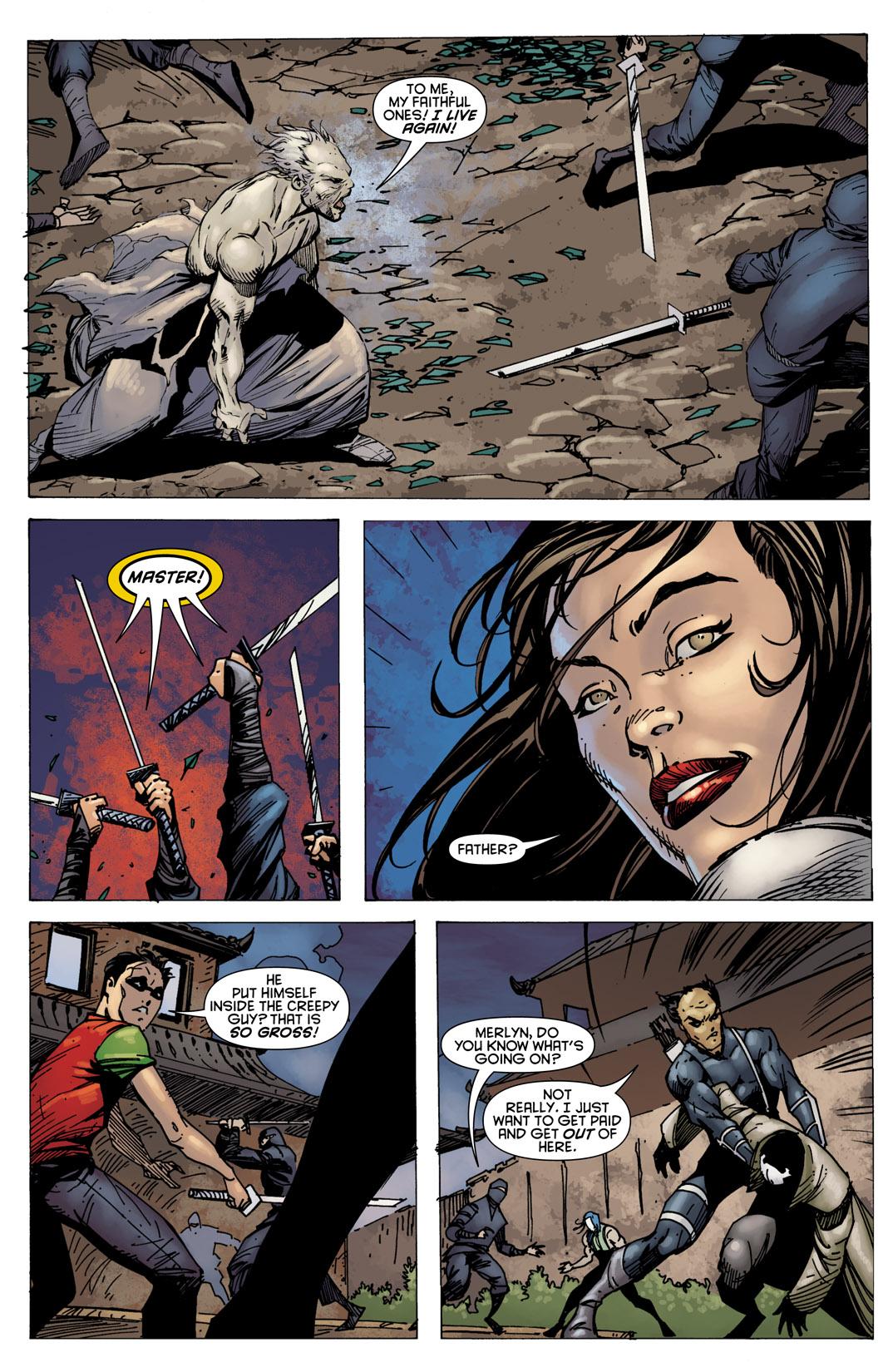 Detective Comics (1937) 839 Page 11