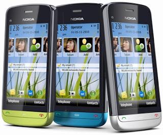 Nokia C5-03 Dan Spesifikasinya