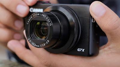 Harga Kamera Canon PowerShot G7X