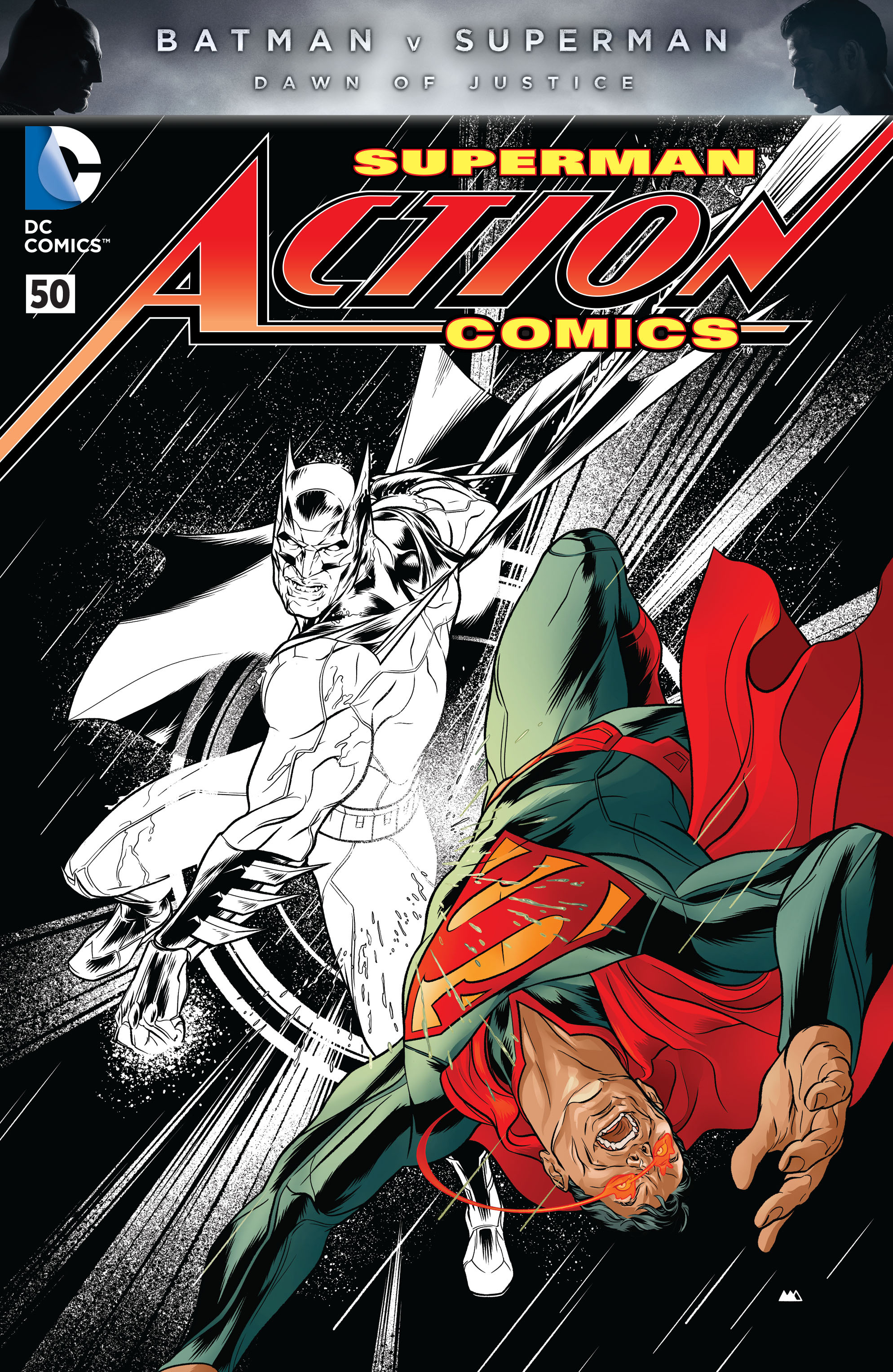 Read online Action Comics (2011) comic -  Issue #50 - 4