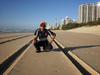 Percutian ke Gold Coast Australia