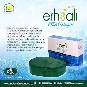 Sabun Erhsali Fish Collagen