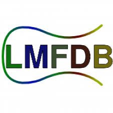 L-functions and Modular Forms Database (LMFDB)