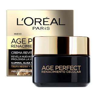 Prueba L'Oréal París Age Perfect