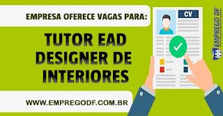 Tutor EAD Designer de Interiores