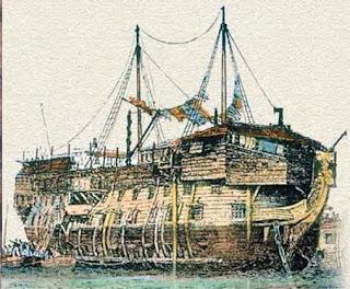 Prisoners Ship