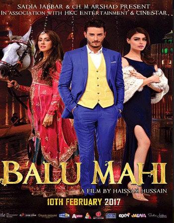 Balu Mahi (2017) Urdu HDRip 720p