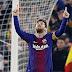 Con dos goles de Messi, Barcelona goleó a Betis y sigue cómodo en la cima de la tabla