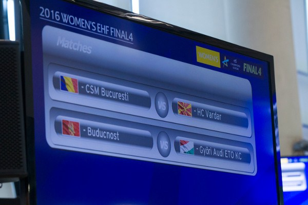 Vardar Handball Damen treffen im Final4 auf Newcomer Bukarest