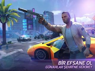 gangstar vegas mobil oyun