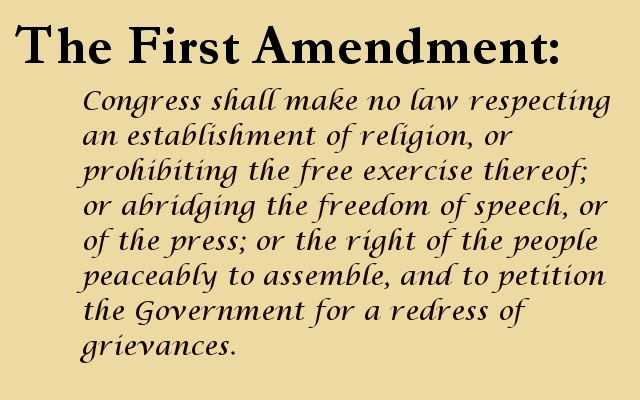 censorship and the first amendment the american citizens right to