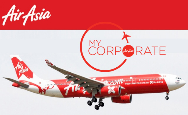 AirAsia MyCorporate for business travel