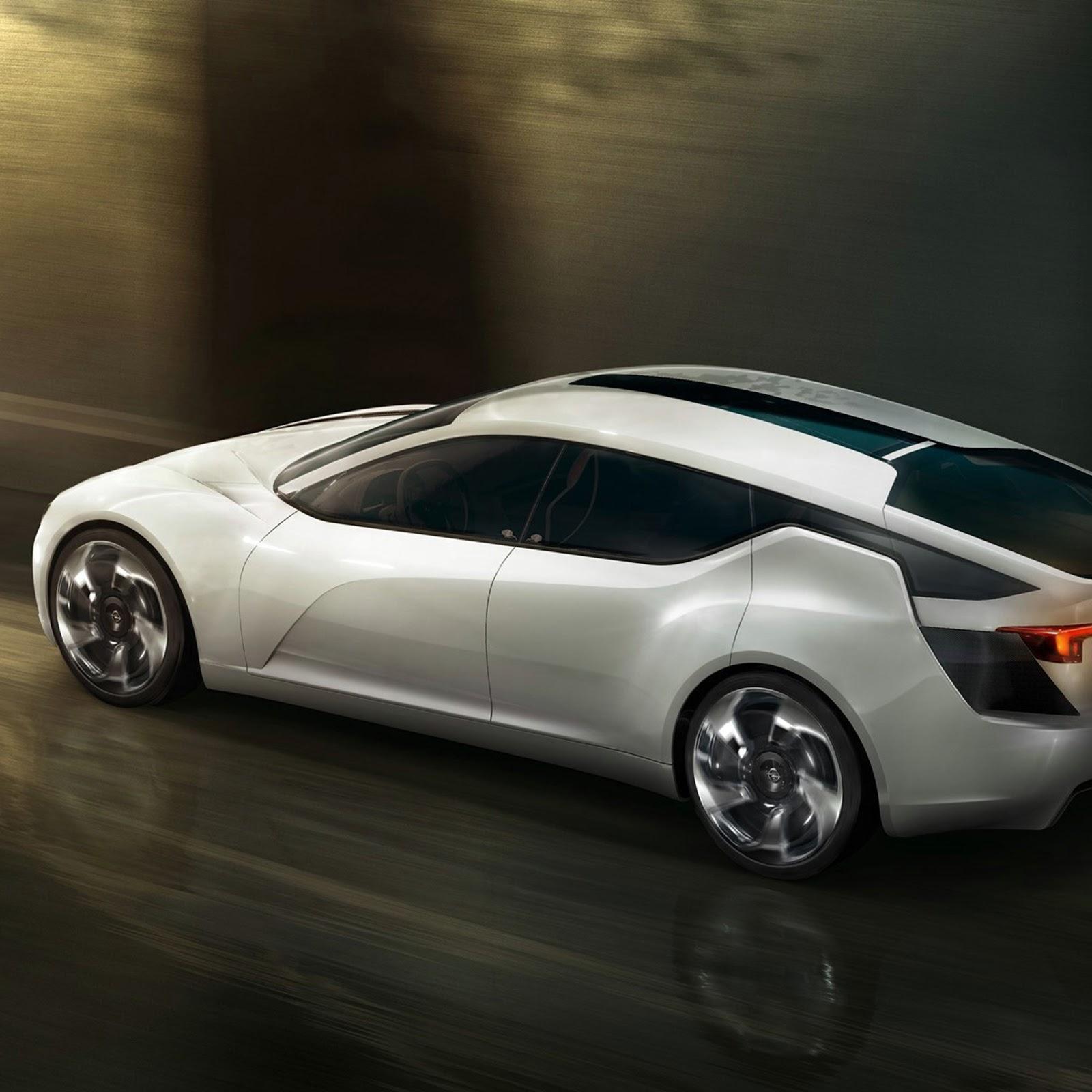 Opel Car Wallpaper: Opel Flextreme Gt E Concept 2 Wallpapers