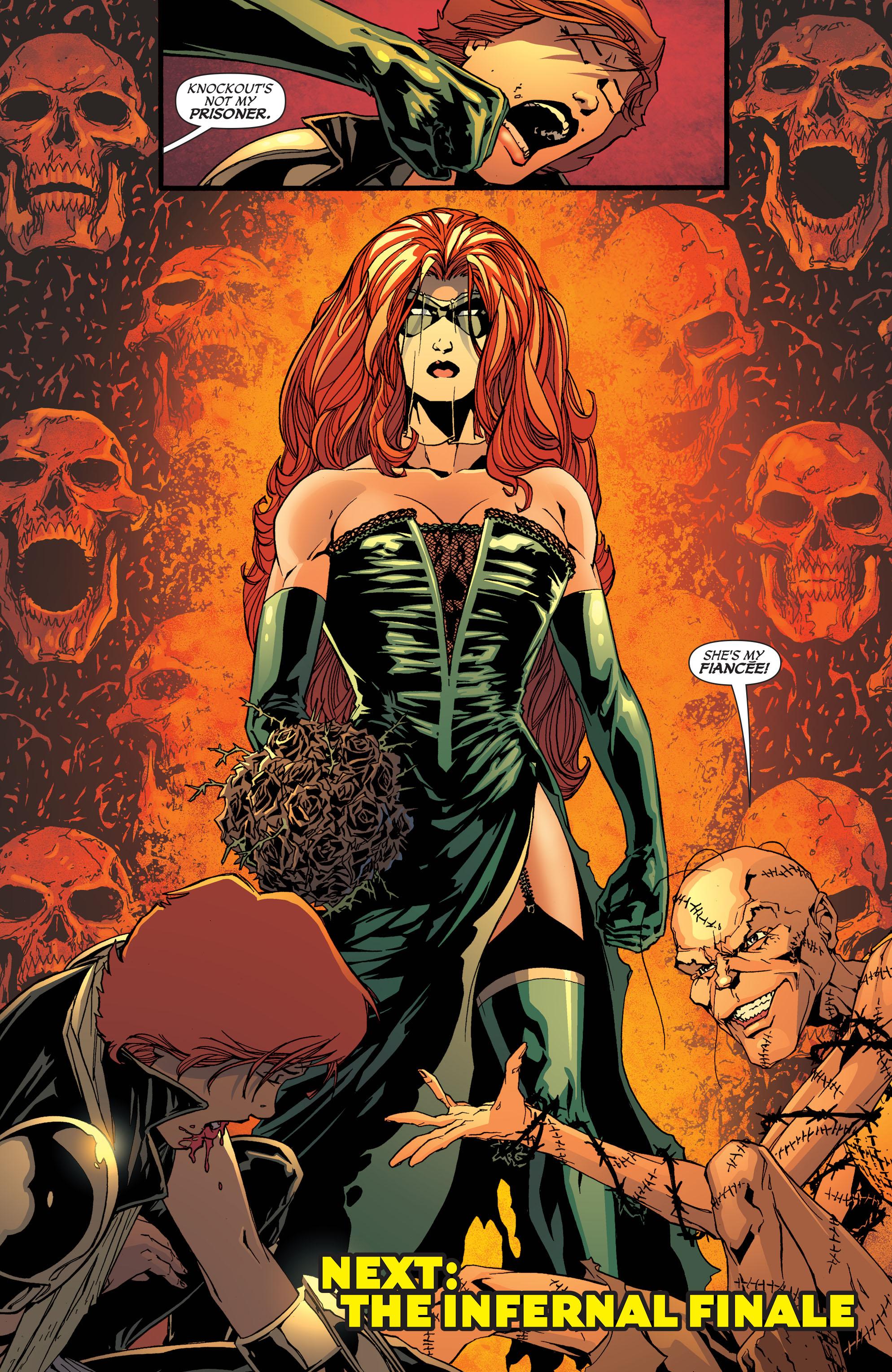 Read online Secret Six (2008) comic -  Issue #32 - 19
