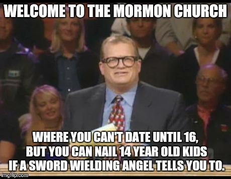 mormon dating an atheist