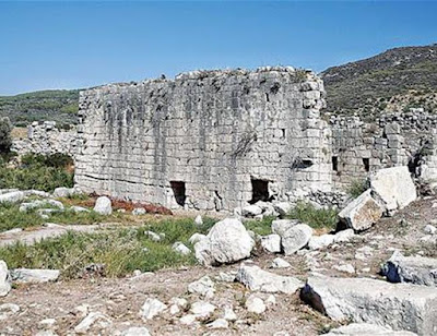 Αντικείμενα ελληνιστικής περιόδου σε ανασκαφή στην Αττάλεια
