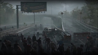 Overkill's The Walking Dead PS Vita Background