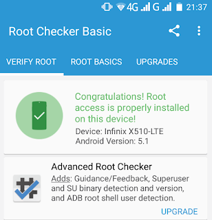 Techvillaz How To Root Infinix Hot 2 X510 LTE Version