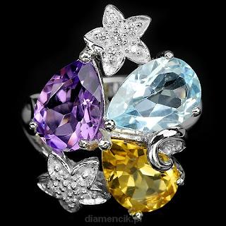 biżuteria z naturalnymi kamieniami trendy biżuteryjne wiosna 2016 netstylistka