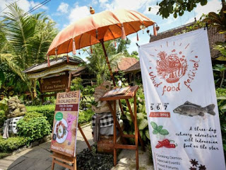 All About Bali Ubud Food Festival