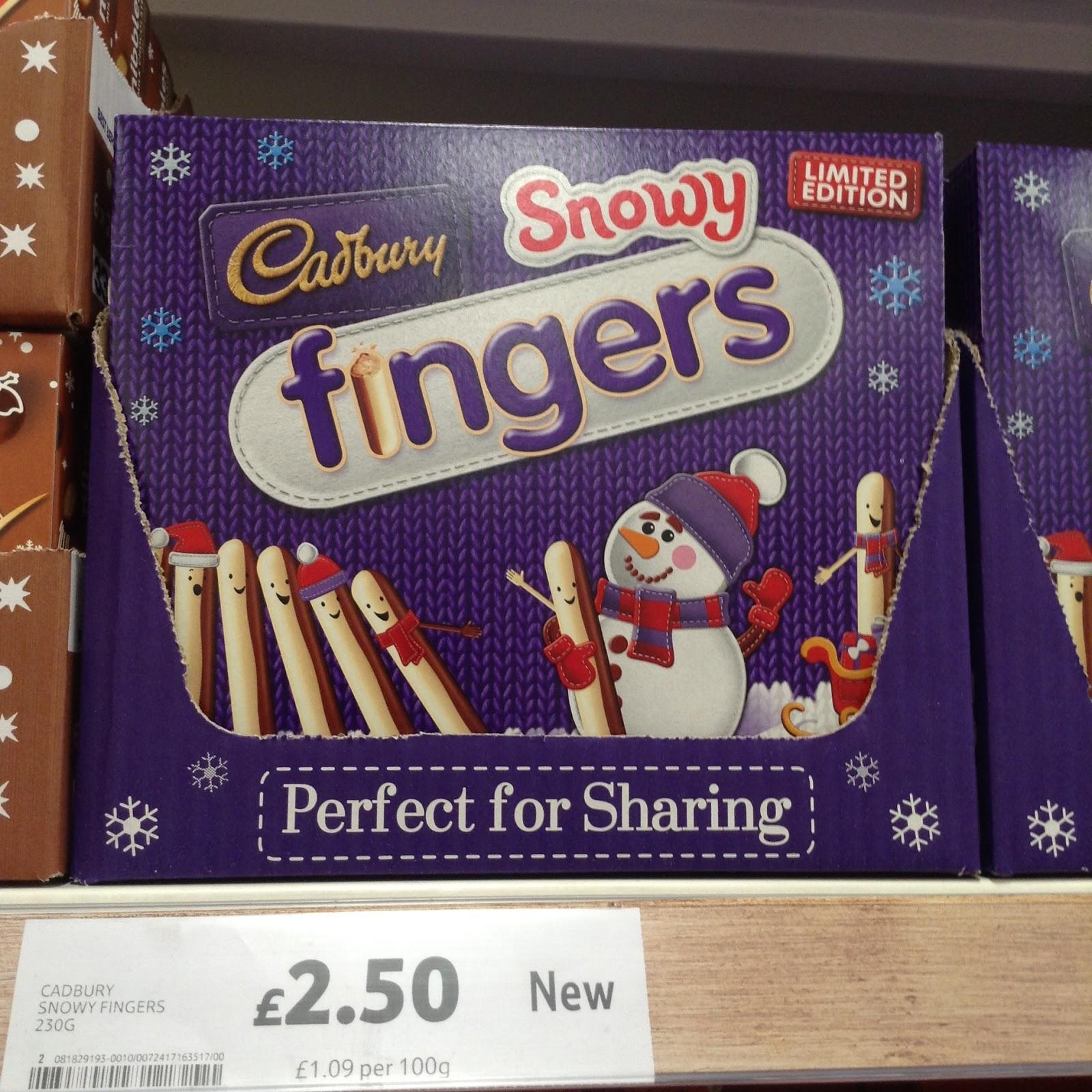 Sainsbury S Chocolate Fingers