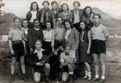 Adolescentes rebeldes