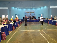 Begini Suasana Cooking Festival di Lampung Fair