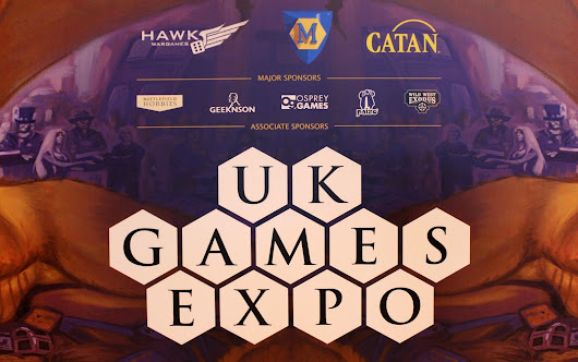 UK Games Expo 2017 Highlights