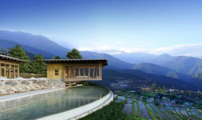 Source: Six Senses. A view of Bhutan.