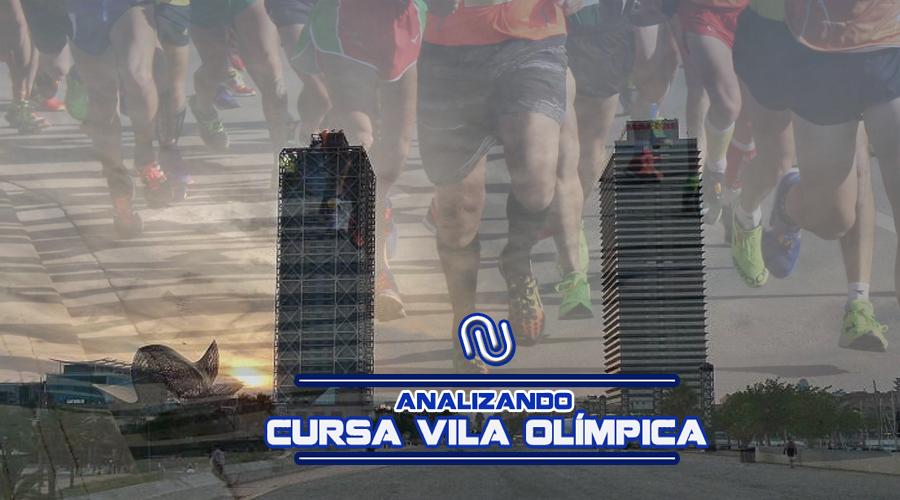 Analizando Cursa Vila Olímpica 2016