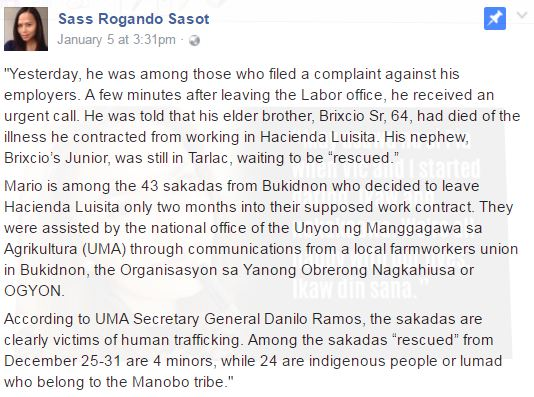 Sass Sasot Reveals Yahoo Groups of LP Group That Plots to Oust President Duterte!