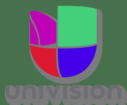 Logotipo de la cadena de televisión Univision
