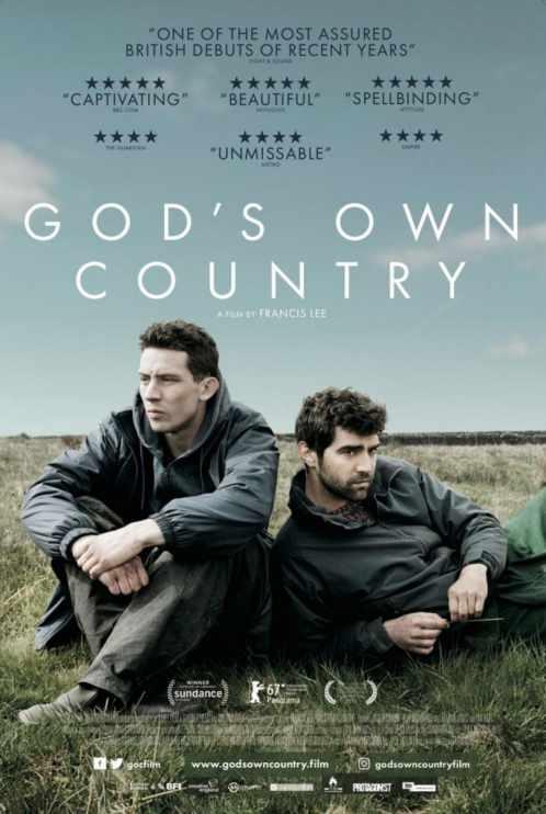 Tierra de Dios - God's Own Country - PELICULA - Inglaterra - 2017