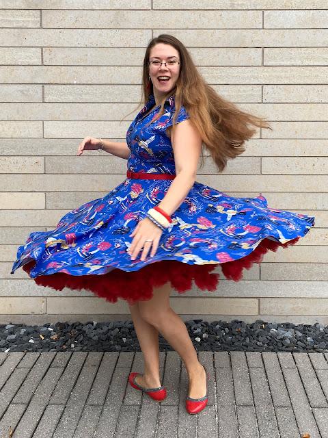 trashy diva venice nights dress
