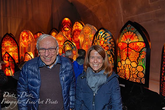 Mit unter den Gästen befanden sich der Ehrenpräsident der St. Nikausengesellschaft Toni Gössi mit seiner Tochter, der Nationalrätin und FDP Parteipräsidentin Petra Gössi.