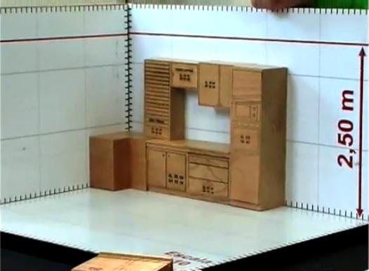 Como hacer mueble de cocina melamina 1   Hágalo Usted Mismo Ideas Y ...