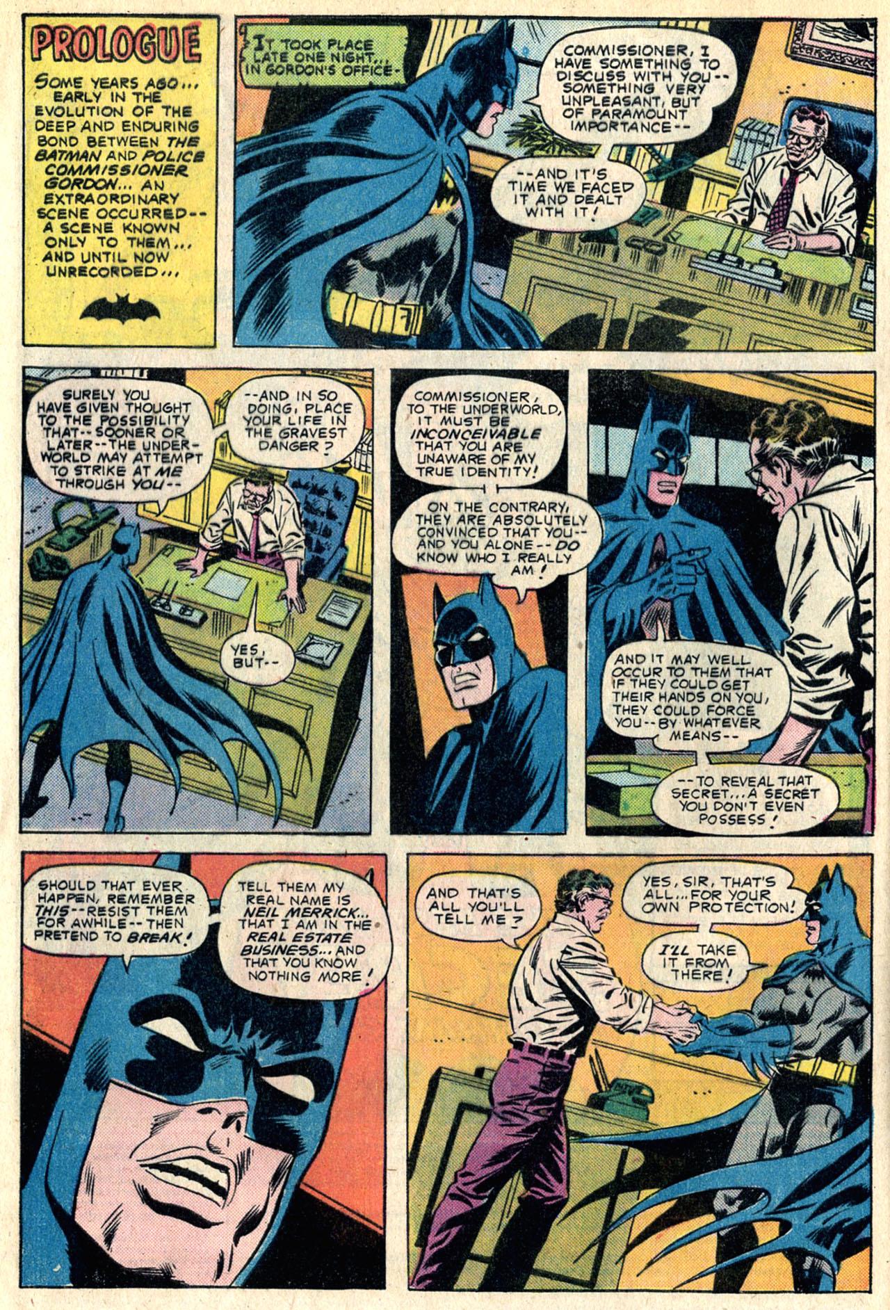 Detective Comics (1937) 465 Page 3