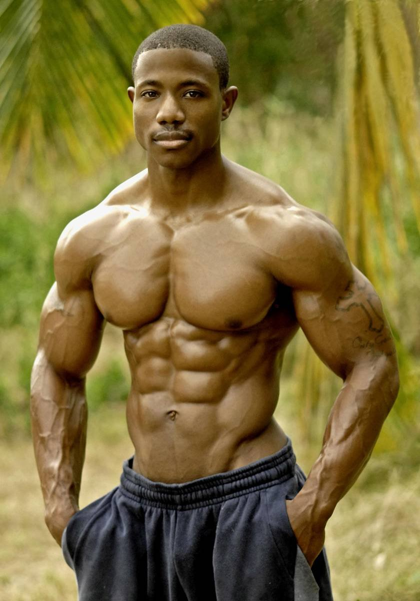 Cute Body Builder 4